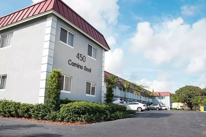 450 W Camino Real Apartments for rent