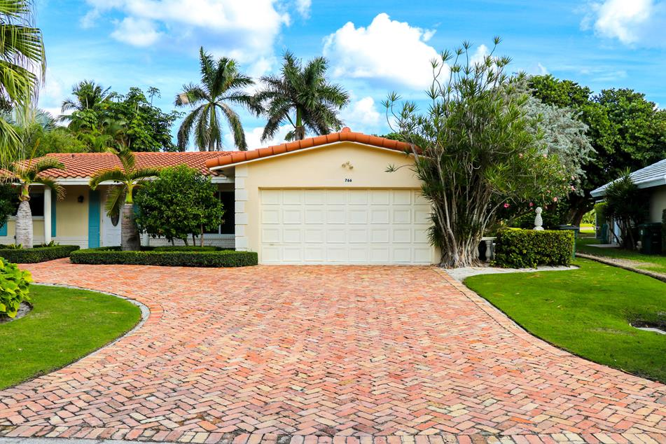 766 Marble Way Home For Rent Boca Raton_Street View
