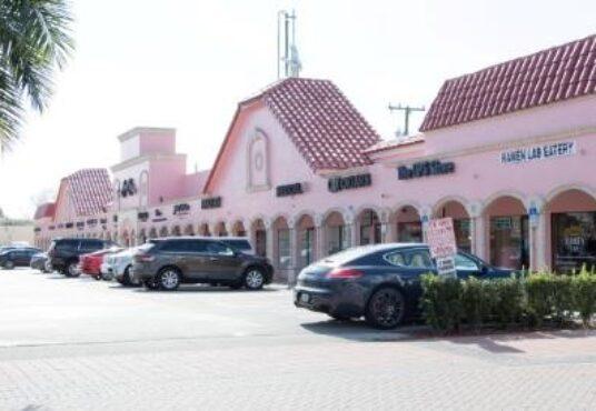 Mizner Plaza
