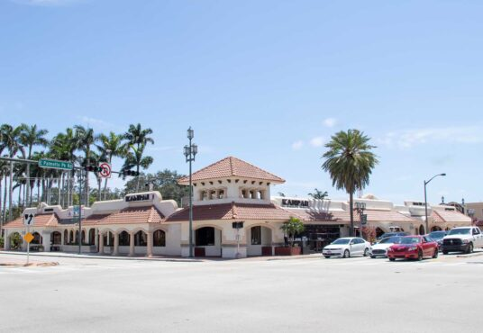 Old Town Shoppes Retail Space